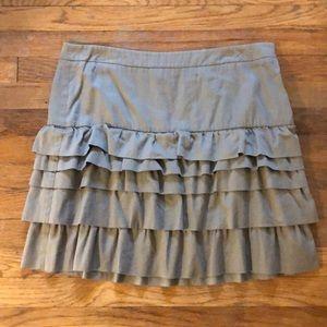 Old Navy poplin cotton skirt 14